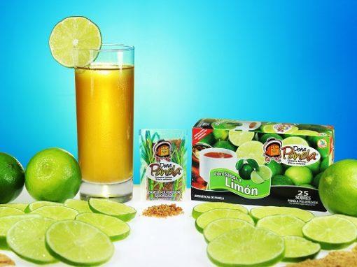 Doña Panela con sabor a Limón