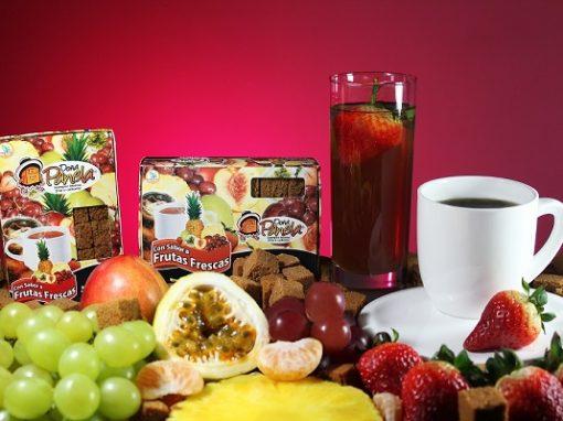 Doña Panela con sabor a Frutas Frescas
